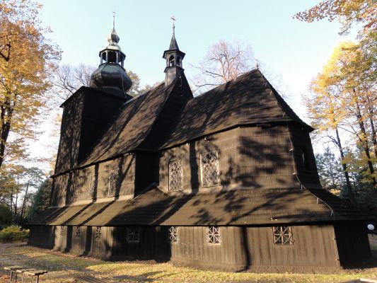 POL Bielsko-Biała Mikuszowice Kościół św. Barbary 5