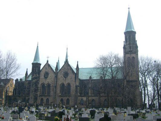 Chorzow Saint Barbara