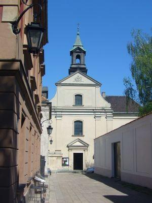 Kościól Świętego Benona w Warszawie