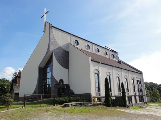 POL Bielsko-Biała Kościół św. Brata Alberta - nowy