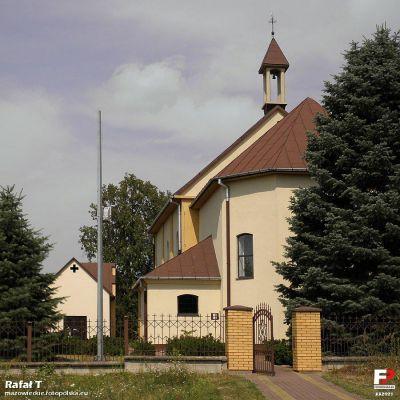 Łagów, Kościół św. Floriana - fotopolska.eu (332921)