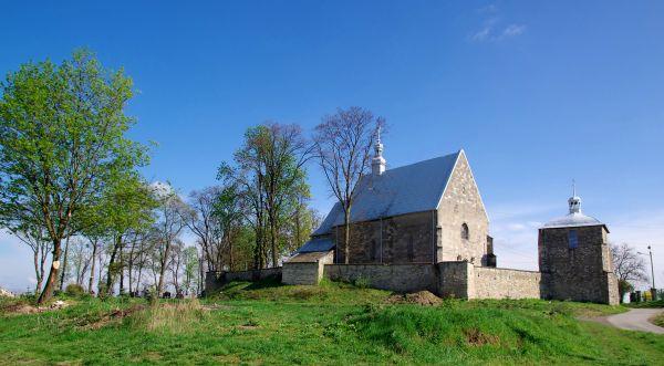Kościół św. Idziego w Ptkanowie 20140420 1166