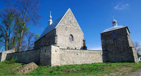 Kościół św. Idziego w Ptkanowie 20140420 1169