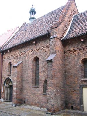 Wroclaw kosciol sw.Idziego od Katedry