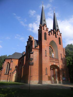 Kościół parafialny pod wez. św. Izydora w Ruskowie