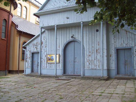Stary kosciolchrzanow