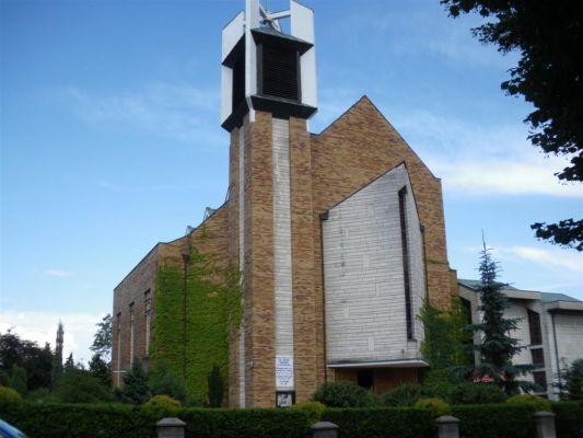 Parafia Swietej Jadwigi Krolowej w Czestochowie