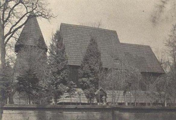 Saint Hedwig church in Pszczyna