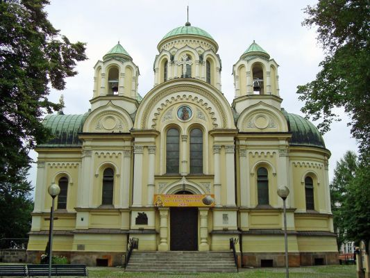 Czestochowa st. James church