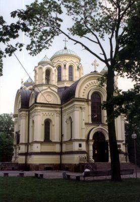 Czewa kościół Jakub
