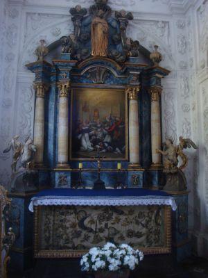 Kaplica Błogosławionego Sadoka