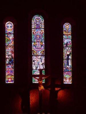 Prezbiterium kosciola sw. Jakuba w Sandomierzu
