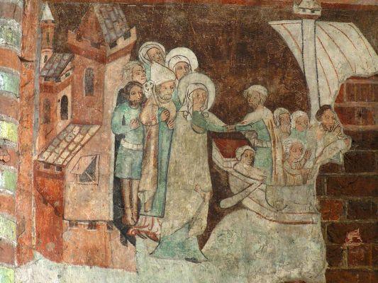 Torun kosciol sw Jakuba Maria Magdalena