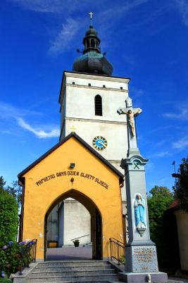 Kościół św. Jana Chrzciciela w Pawłowicach 5