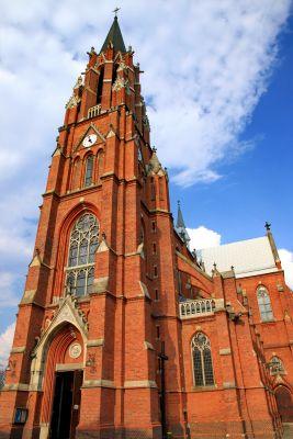 Kościół św. Jana Chrzciciela w Raciborzu 2