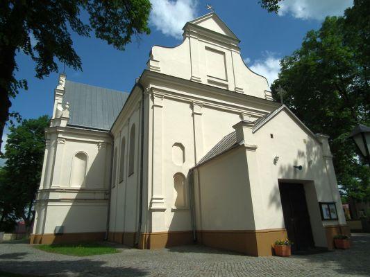 Wilkołazki kościół 2