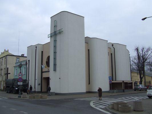 POL Legionowo church