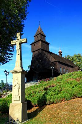 Kościół św. Katarzyny w Pielgrzymowicach 1