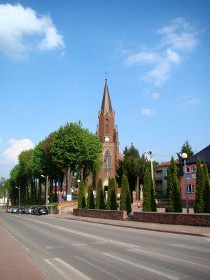 Iwaniska - kościół św. Katarzyny (3)