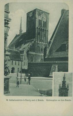 Katharinenkirche Danzig 1