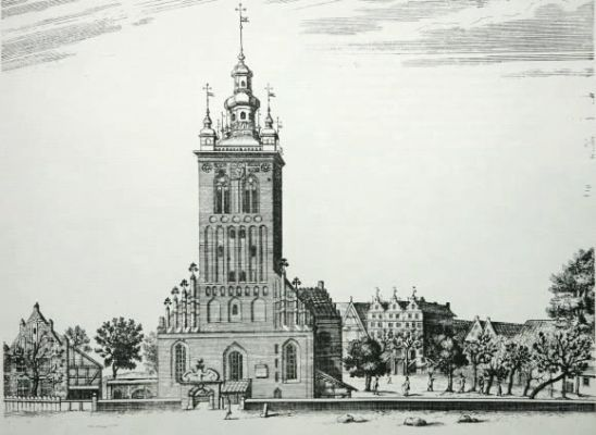 Matthäus Deisch - kościół św. Katarzyny w Gdańsku