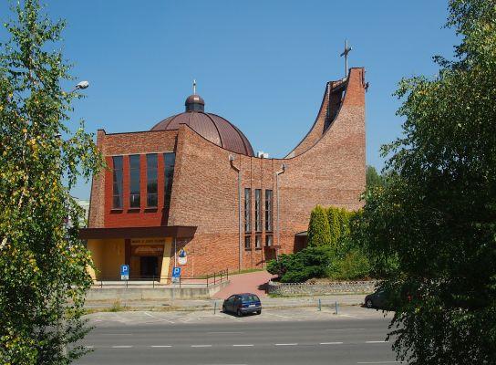 Kościół św. Maksymiliana na os. Mydlice