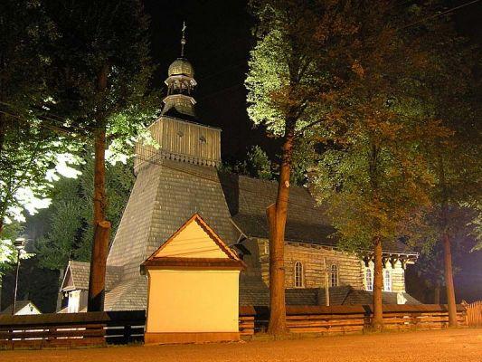 Church in Jawiszowice 1