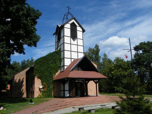 Parafia św. Marka Ewangelisty w Kątach Rybackich 01