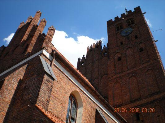 Nowe nad Wisłą, kościół św. Mateusza