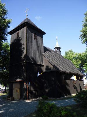 Kościół św. Michała Archanioła w Grzybowie 02