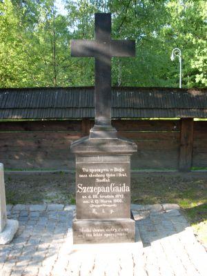 Lapidarium in Park Kosciuszki 3