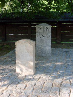 Lapidarium in Park Kosciuszki 6