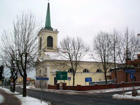 Nowy Dwór Mazowiecki - kościół św. Michała Archanioła