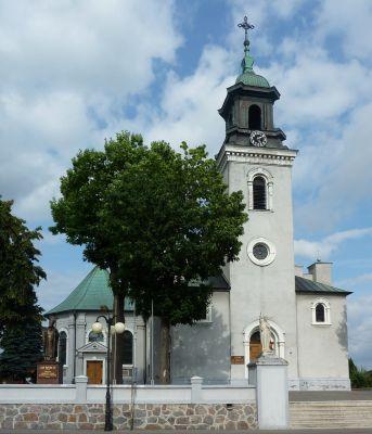 Kościół św Mikołaja w Witkowie