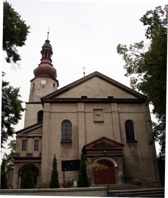 Lubliniec kościół św. Mikołaja 782