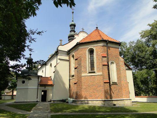 Kościół p.w. św. Pawła w Sandomierzu.
