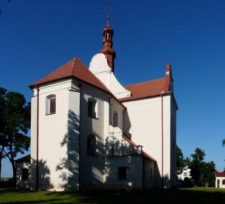 Kościół św. Stanisława w Modliborzycach (3)