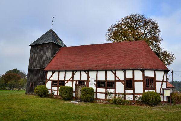 Kościół w Dzisnej