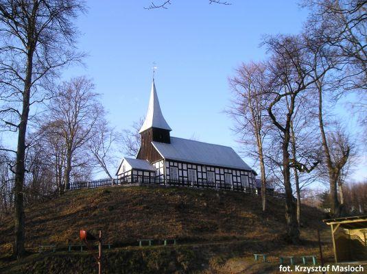 The church in waldowo
