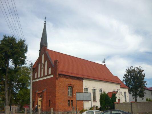 Kościół św. Apostołów Szymona i Judy Tadeusza oraz św. Marii Magdaleny w Chwaszczynie