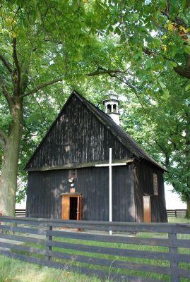 Mokra, kościół pw. św. Szymona i św. Judy Tadeusza