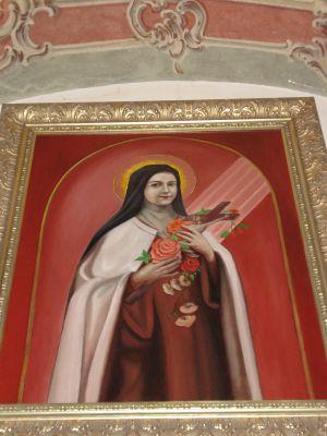 Krakow-kosciol Nawiedzenia NMP sw Teresa
