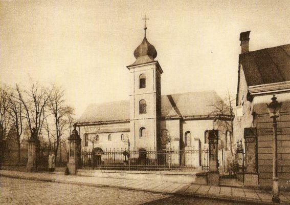 Kościół św. Trójcy w Bielsku-Białej