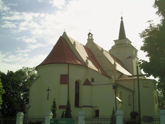 Kościół parafialny p.w. św Urszuli w Kowalu - 01