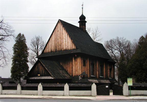 Kościół św. Walentego w Bieruniu Starym
