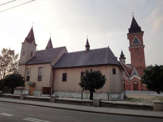 Kościół w Bobrownikach