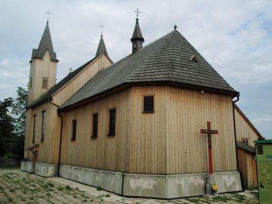 Kościół św. Wawrzyńca w Bobrownikach