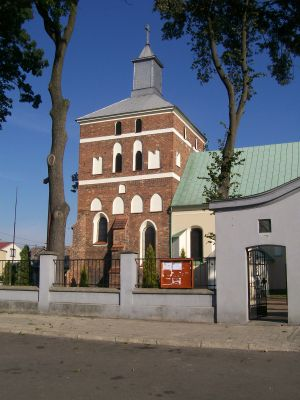 Sierpc Kościół Farny