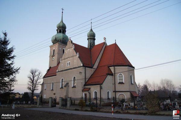 Goczałkowice Zdrój, Kościół św. Jerzego - fotopolska.eu (326380)