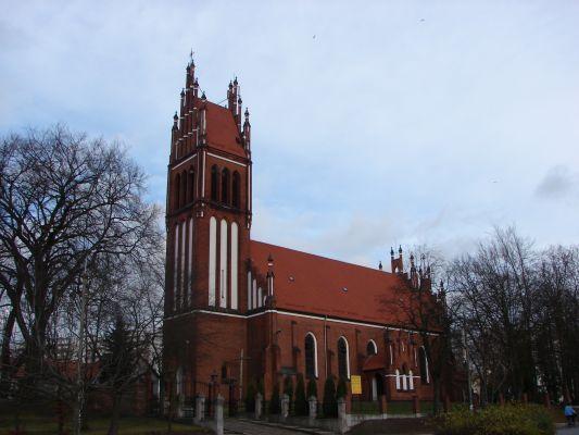 Kościół św Wojciecha w Elblągu